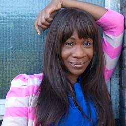 Karen Bryson in still from Shameless