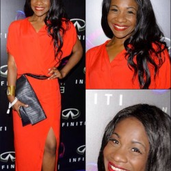 Karen Bryson at the Infinite Gate Launch