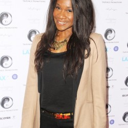 Karen Bryson attends the Triforce Short Film Festival