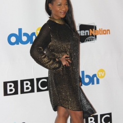 Karen Bryson at the Screen Nation Awards 2015