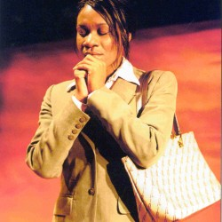 Karen Bryson as Lily Jozana in The Dead Wait