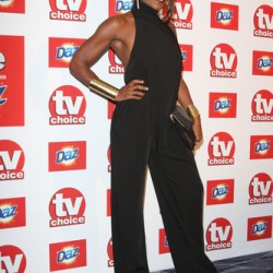 Karen Bryson - TV Choice Awards - Arrivals - Savoy Hotel - London, UK
