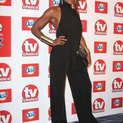 Karen Bryson - TV Choice Awards - Arrivals - Savoy Hotel - London, UK