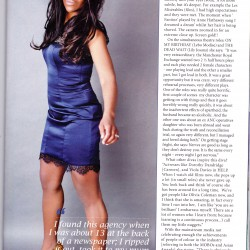 Interview in DivaScribe magazine