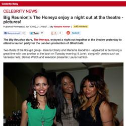 karen-bryson-honeyz-blind-date-press-night-theatre