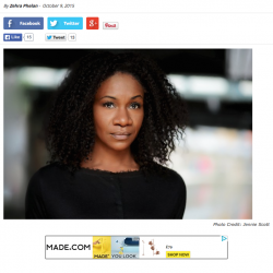 Flavour Mag Interview with Karen Bryson