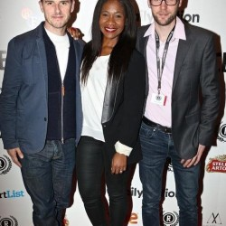 The Raindance Film Festival Premier of The Carrier with Luke Healey and Anthony Woodley