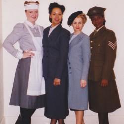 Karen-Bryson, Gail Sixsmith, Florence Spharam and Paula Stephens RSC