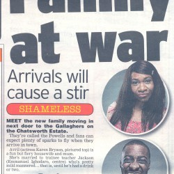 Article in The Daily Star