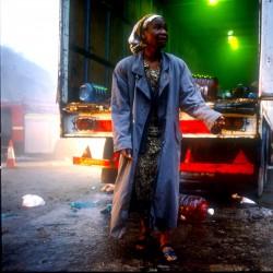 Karen Bryson in Zulu 9