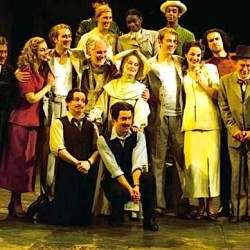 The Cast of Comedy of Errors at the RSC