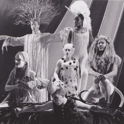 The animals of Narnia in The Lion,the Witch and the Wardrobe RSC