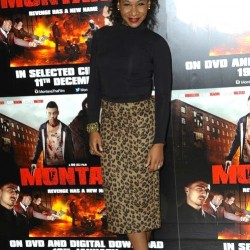 Karen Bryson at the Gala Screening of Montana